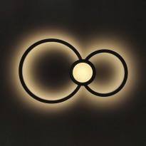 Aplique LED 24W VISBY Pared Interior Area-led - Iluminación LED