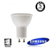 Dicroica LED SMD 6W 45º GU10 Regulable 24H Area-led - Lamparas Y Bombillas Led