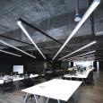 Lámpara Lineal Colgante LED 36W - SKIVE - 152cm - 4000K - IP20 Area-Led