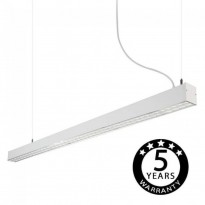 Lámpara Lineal Colgante LED 36W - SKIVE - 152cm - 4000K - IP20 Area-Led - Iluminación LED