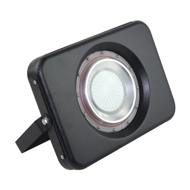 Focos led 50w w dimmable led flood light colorful shell for Focos led exterior 50w
