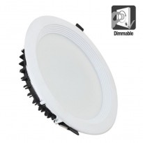 Encastrável Downlights LED 30W 120º IP20 - Iluminación LED