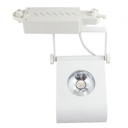 Foco LED LUNA para Carril 30W 60º monosfasico