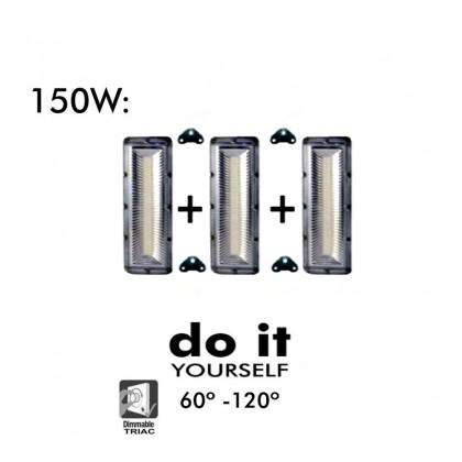 Proyector DIY 150W 60º y 120º IP20