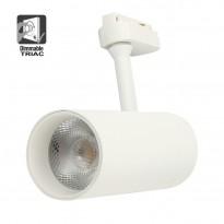 Foco Led Maya para carril 30W 70º - Iluminación Comercial