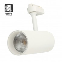 Foco Led Maya para carril 30W 24º Area-Led Outlet