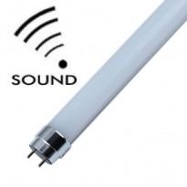 Tubo Led SONIDO 23W Aluminio 120º 2300lm 150cm Area-led - Iluminación LED