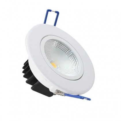 Empotrable LED 5W 90° Area-led