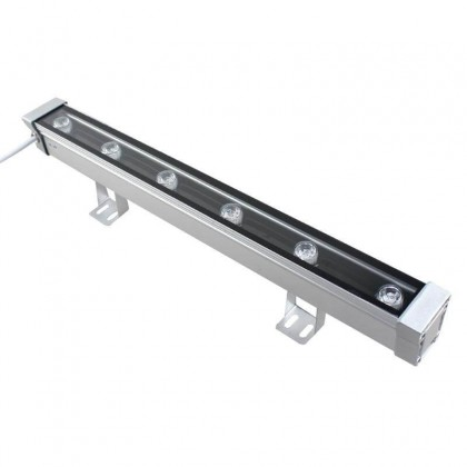 Proyector Lineal LED 6*3W RGB 120° IP65 DC 24V Area-led