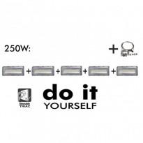 Campana DIY 250W 60º y 120º Area-led - Iluminación LED