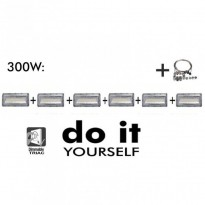 Campana DIY 300W 60º y 120º Area-led - Iluminación LED