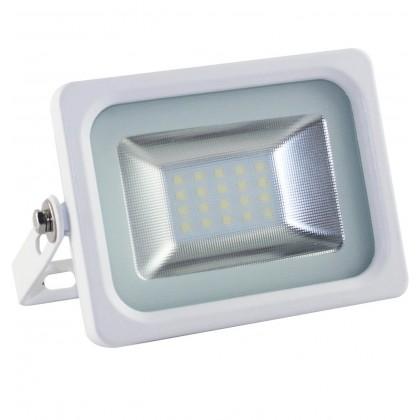 Foco Proyector Exterior Blanco LED 10W IP65 Elegance 3030-3D Area-led