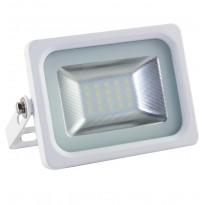 Foco Proyector Exterior Blanco LED 10W IP65 Elegance 3030-3D Area-led