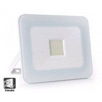 Foco Proyector Exterior LED Luxury 10W Blanco 120Lm/W Area-led