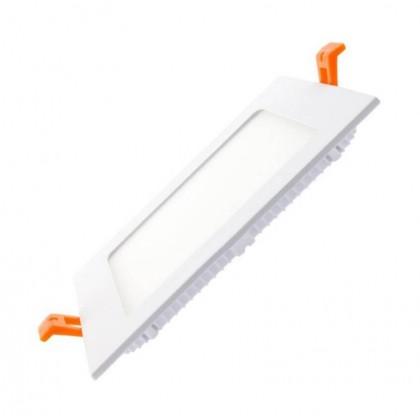 Placa LED quadrada 120 12W IP40-Interior