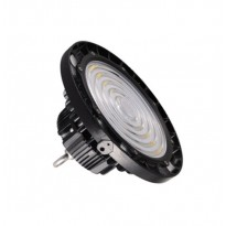 CampĂ¢nula LED UFO 100W Chip Brigdelux 3030-3D 150lm/w - Iluminação Led Industrial