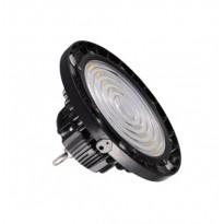 CampĂ¢nula LED UFO 200W Chip Brigdelux 3030-3D 150lm/w - Iluminação Led Industrial