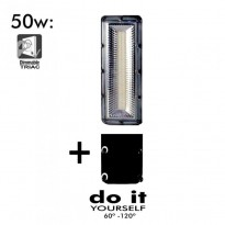 Farola LED DIY 50W 120º 4000k SMD 3030-3D Area-led