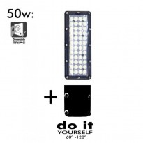 Farola LED DIY 50W 60º y 120º Area-led