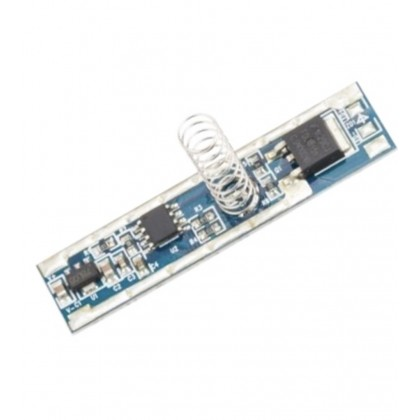Regulador de toque + Interruptor para perfis de LED Area-led