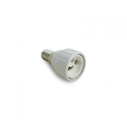 Casquillo Adaptador E14-GU10 Area-led
