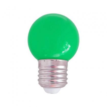 Bombilla LED 1W Verde E27 Area-led