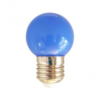 Bulbo LED 1W Azul E27 Area-led - Lamparas Y Bombillas Led