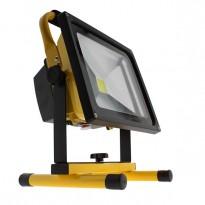 Foco proyector LED PORTATIL con batería 20W Area-Led - Foco Proyector Serie Pro