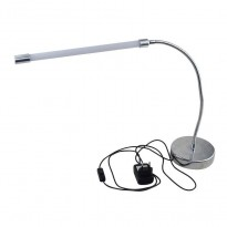 Flexo LED de mesa 5W 400lm 120º IP20 6000K Area-Led - Decoración Led