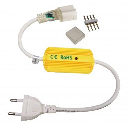 Controladora Neon LED 220V 8.5W RGB Area-led