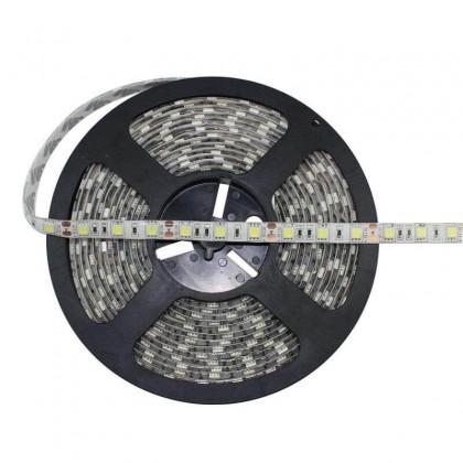 Fita de LED 14.4W*5 Verde IP65 12V