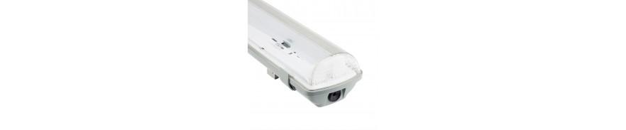 Carcasas y Pantallas Tubos LED