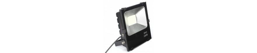 Foco Proyector Serie ECO -Solar