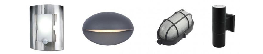 Lâmpadas de LED e lâmpadas decorativas de parede