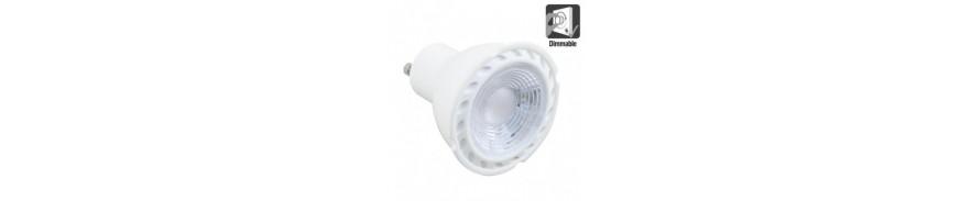 Lâmpadas LED GU10-MR16