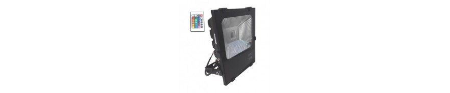 Projetor para lâmpada série RGB