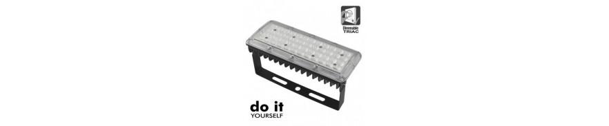 Foco Proyector Serie DIY